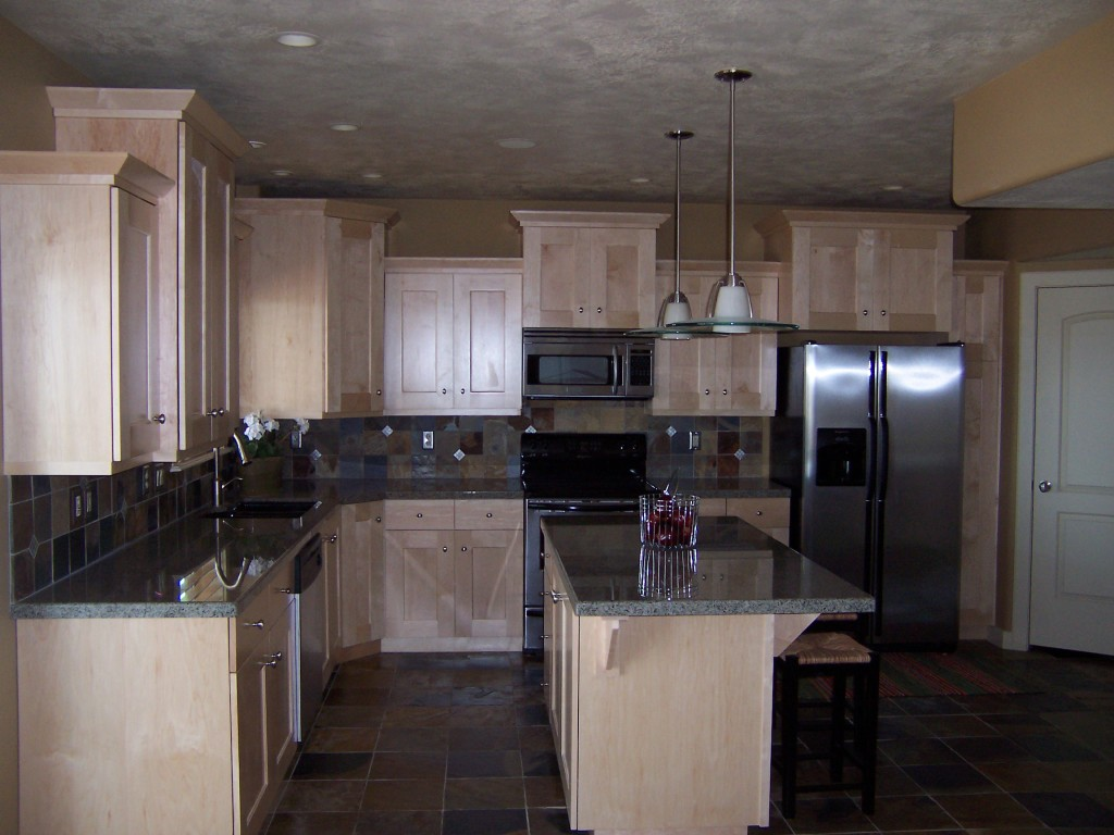 new kitchen finishes