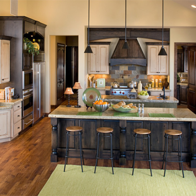 custom kitchen finishes Utah