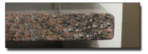 3/4-inch Slab Edge
