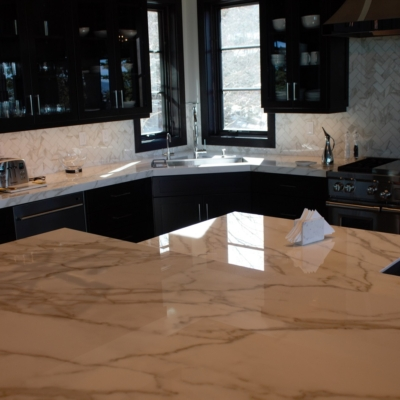 kitchen countertops marble