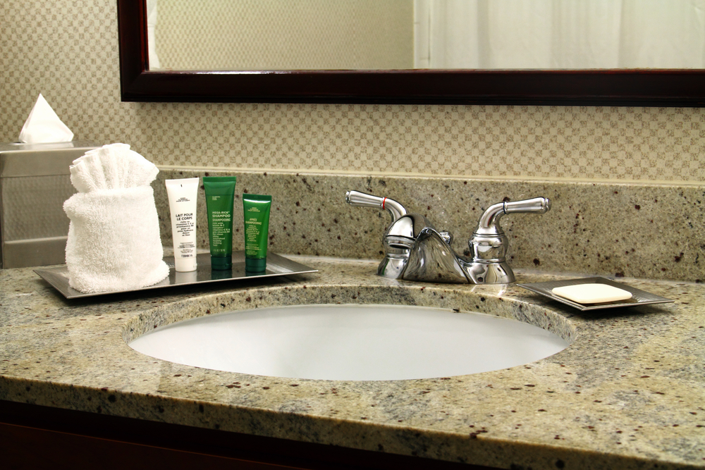 stone bathroom counters