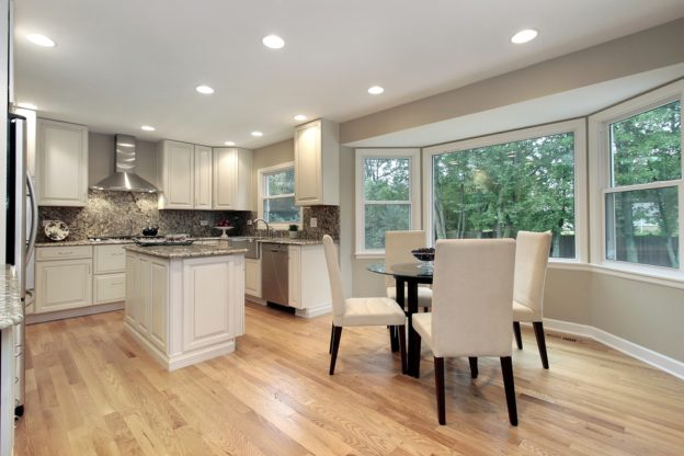 Lighting and Countertop Color