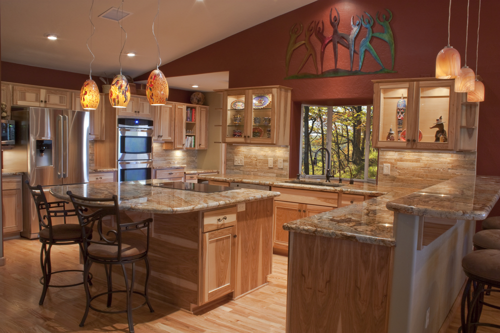 Sealing Granite Protects Your Counters